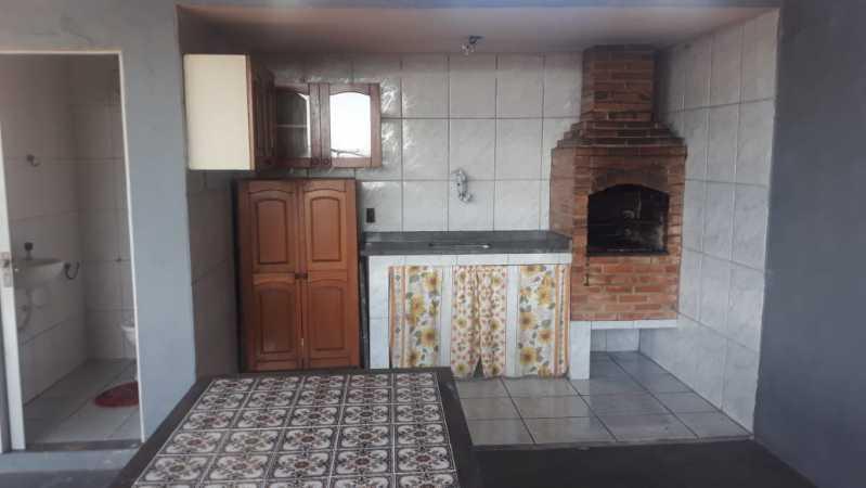 area gourmet. - Casa à venda Rua Bento Cardoso,Penha Circular, Rio de Janeiro - R$ 395.000 - VPCA20349 - 5