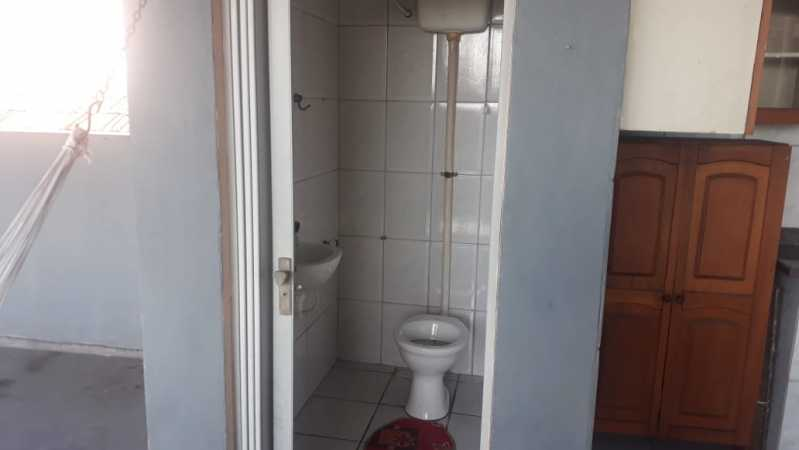 lavabo terraço. - Casa à venda Rua Bento Cardoso,Penha Circular, Rio de Janeiro - R$ 395.000 - VPCA20349 - 6