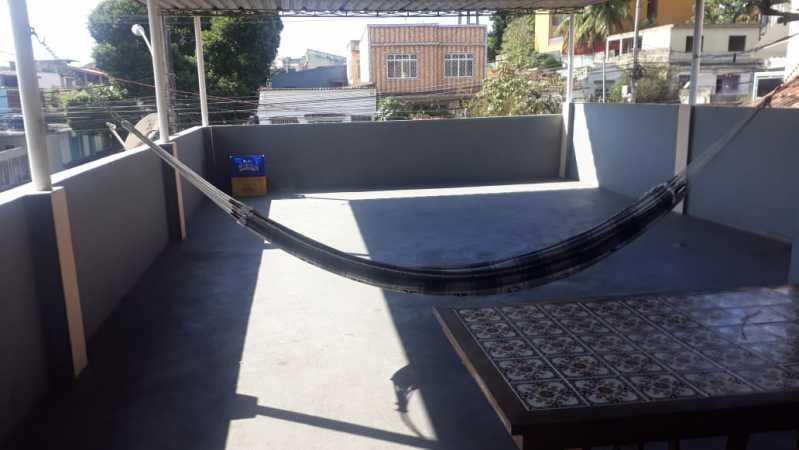 terraço 2. - Casa à venda Rua Bento Cardoso,Penha Circular, Rio de Janeiro - R$ 395.000 - VPCA20349 - 8