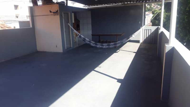 terraço. - Casa à venda Rua Bento Cardoso,Penha Circular, Rio de Janeiro - R$ 395.000 - VPCA20349 - 7