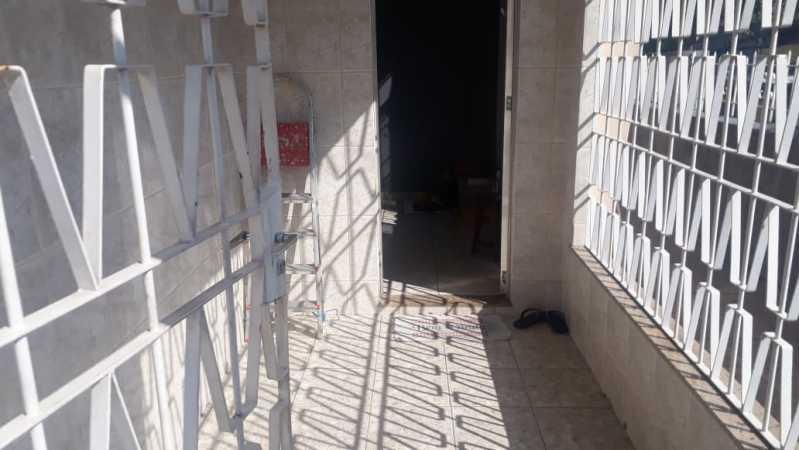 varanda de entrada. - Casa à venda Rua Bento Cardoso,Penha Circular, Rio de Janeiro - R$ 395.000 - VPCA20349 - 4