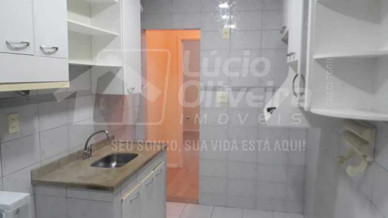 4 cozinha. - Apartamento à venda Estrada José Rucas,Penha, Rio de Janeiro - R$ 240.000 - VPAP21850 - 5