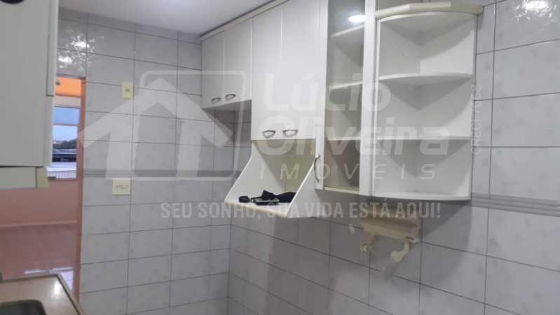 6 cozinha. - Apartamento à venda Estrada José Rucas,Penha, Rio de Janeiro - R$ 240.000 - VPAP21850 - 7