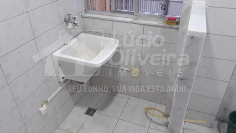 9 area de serviço. - Apartamento à venda Estrada José Rucas,Penha, Rio de Janeiro - R$ 240.000 - VPAP21850 - 10