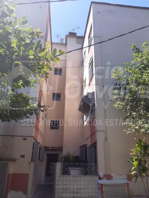 02 - Apartamento à venda Avenida Pastor Martin Luther King Jr,Tomás Coelho, Rio de Janeiro - R$ 125.000 - VPAP21852 - 3