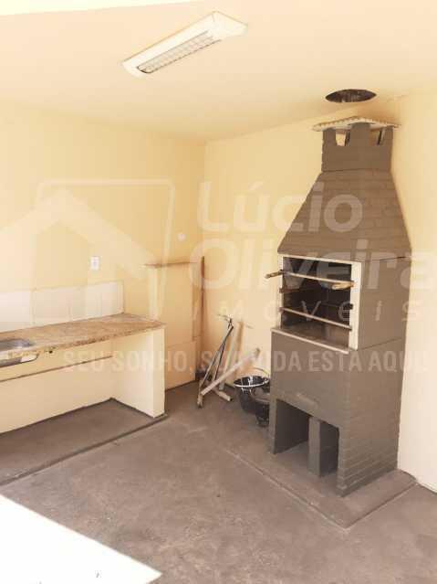 Área gourmet - Apartamento 2 quartos à venda Abolição, Rio de Janeiro - R$ 225.000 - VPAP21853 - 20