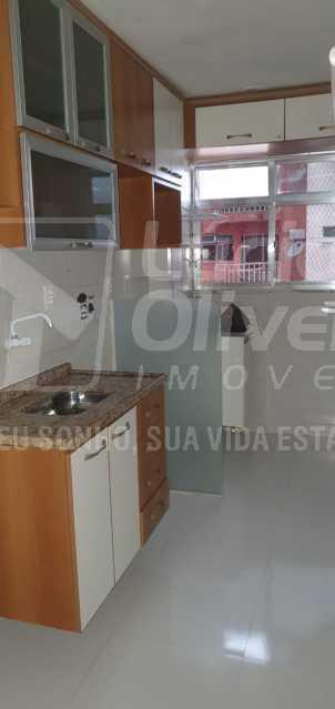 Cozinha e área de serviço. - Apartamento 2 quartos à venda Abolição, Rio de Janeiro - R$ 225.000 - VPAP21853 - 15