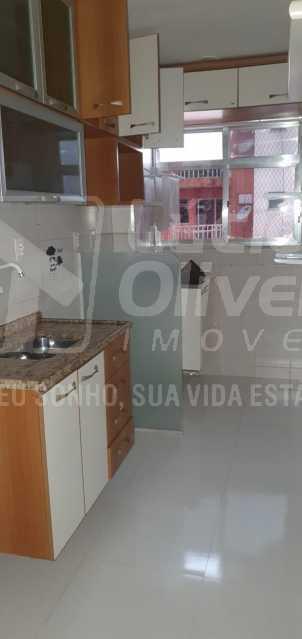 Cozinha e área de serviço - Apartamento 2 quartos à venda Abolição, Rio de Janeiro - R$ 225.000 - VPAP21853 - 16