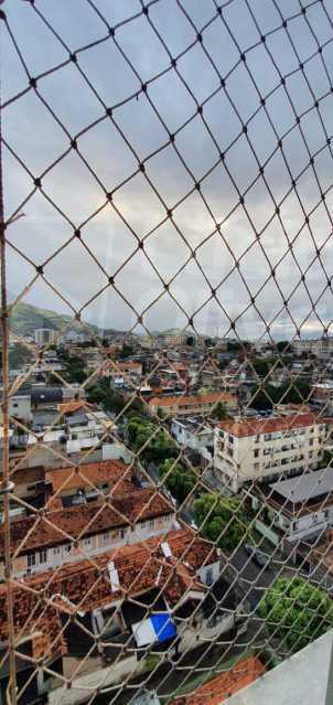 Vista da varanda - Apartamento 2 quartos à venda Abolição, Rio de Janeiro - R$ 225.000 - VPAP21853 - 17