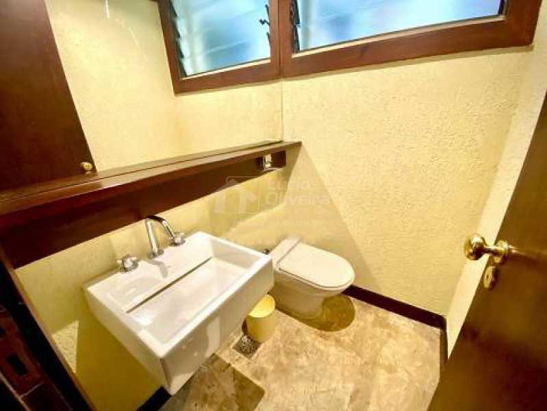 Banheiro..... - Apartamento 3 quartos à venda Lagoa, Rio de Janeiro - R$ 2.300.000 - VPAP30488 - 11