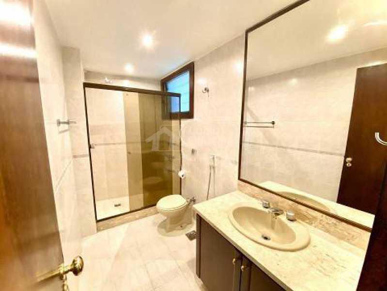 Banheiro.... - Apartamento 3 quartos à venda Lagoa, Rio de Janeiro - R$ 2.300.000 - VPAP30488 - 7