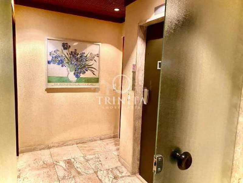 Correde elevador - Apartamento 3 quartos à venda Lagoa, Rio de Janeiro - R$ 2.300.000 - VPAP30488 - 20