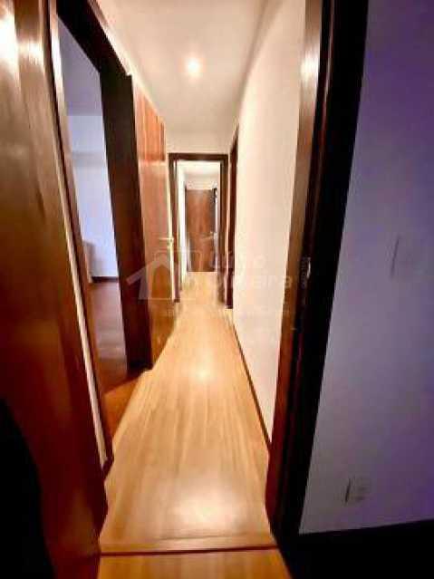 Corredor. - Apartamento 3 quartos à venda Lagoa, Rio de Janeiro - R$ 2.300.000 - VPAP30488 - 6