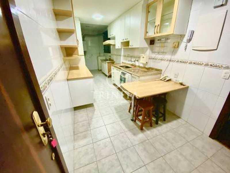Cozinha - Apartamento 3 quartos à venda Lagoa, Rio de Janeiro - R$ 2.300.000 - VPAP30488 - 19
