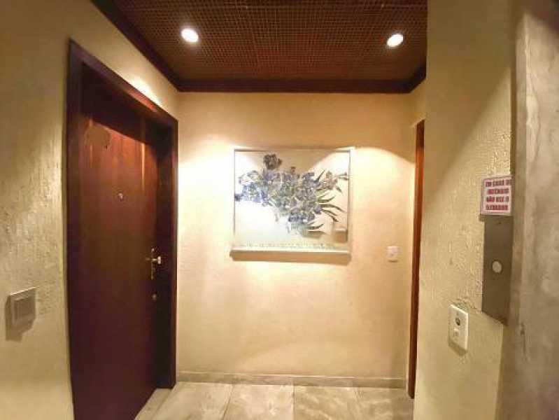 Entrada - Apartamento 3 quartos à venda Lagoa, Rio de Janeiro - R$ 2.300.000 - VPAP30488 - 21