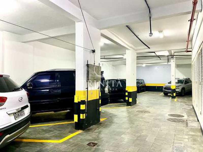 Garagem - Apartamento 3 quartos à venda Lagoa, Rio de Janeiro - R$ 2.300.000 - VPAP30488 - 22
