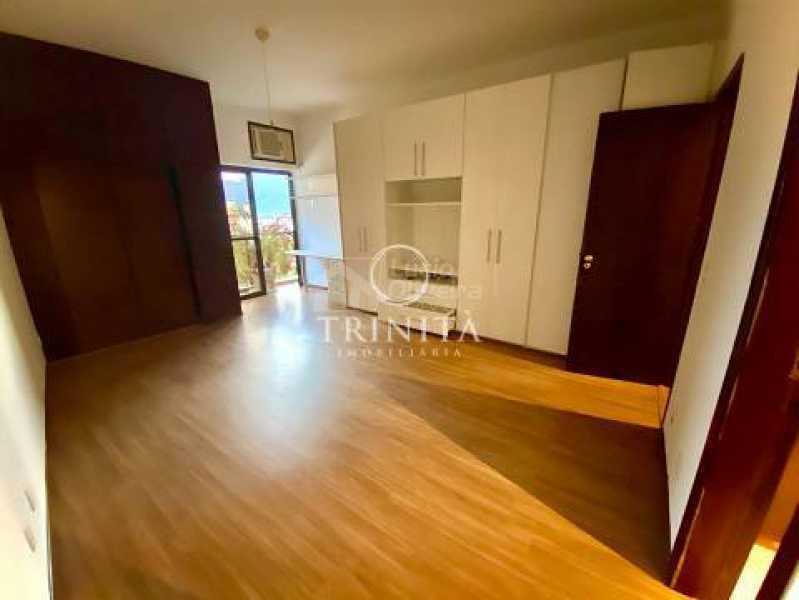 Quarto 1. - Apartamento 3 quartos à venda Lagoa, Rio de Janeiro - R$ 2.300.000 - VPAP30488 - 10