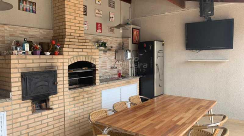 area gourmet - Cobertura 2 quartos à venda Taquara, Rio de Janeiro - R$ 450.000 - VPCO20022 - 13