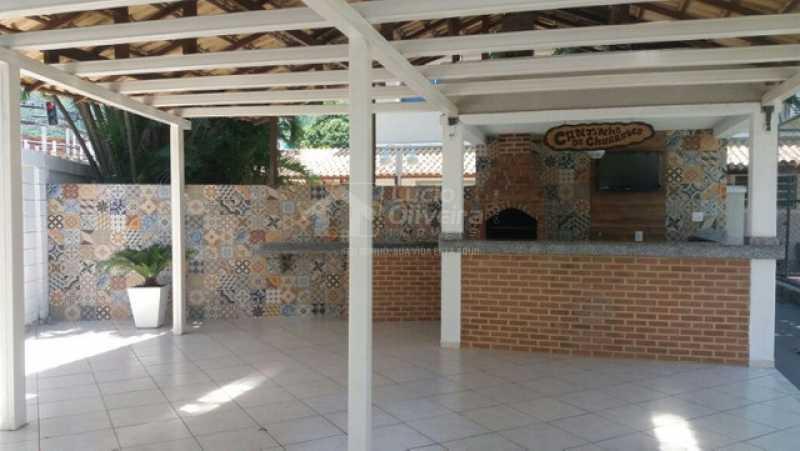 churrasqueira edificio - Cobertura 2 quartos à venda Taquara, Rio de Janeiro - R$ 450.000 - VPCO20022 - 19