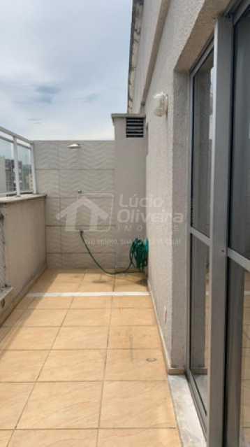 chuveirao - Cobertura 2 quartos à venda Taquara, Rio de Janeiro - R$ 450.000 - VPCO20022 - 12