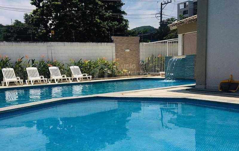 piscina 2 - Cobertura 2 quartos à venda Taquara, Rio de Janeiro - R$ 450.000 - VPCO20022 - 16