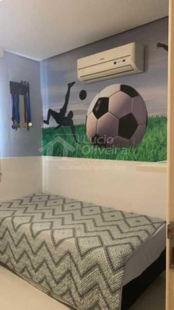 quarto 2 - Cobertura 2 quartos à venda Taquara, Rio de Janeiro - R$ 450.000 - VPCO20022 - 8