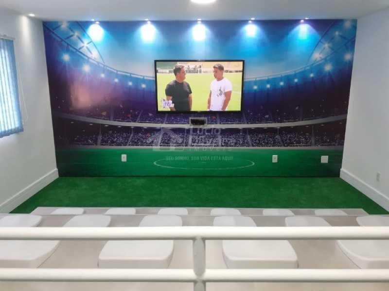 sala cinema - Cobertura 2 quartos à venda Taquara, Rio de Janeiro - R$ 450.000 - VPCO20022 - 10