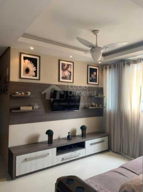 sala - Cobertura 2 quartos à venda Taquara, Rio de Janeiro - R$ 450.000 - VPCO20022 - 1