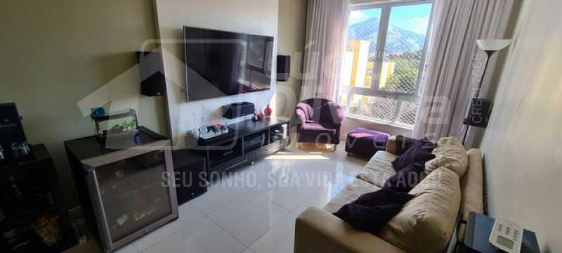 01 - Apartamento à venda Rua Doutor Bulhões,Engenho de Dentro, Rio de Janeiro - R$ 480.000 - VPAP30490 - 1