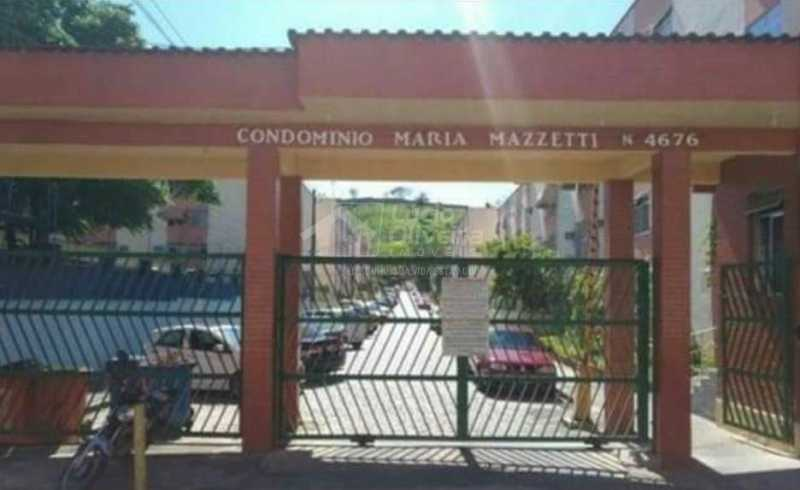 Portaria - Apartamento à venda Avenida Pastor Martin Luther King Jr,Tomás Coelho, Rio de Janeiro - R$ 150.000 - VPAP21860 - 3