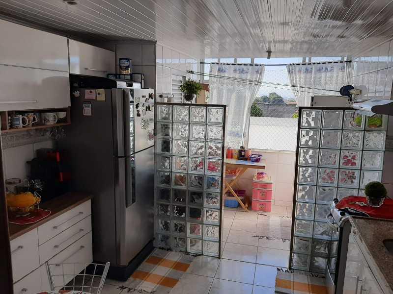 14 - Cozinha - Apartamento 2 quartos à venda Penha, Rio de Janeiro - R$ 220.000 - VPAP21862 - 15