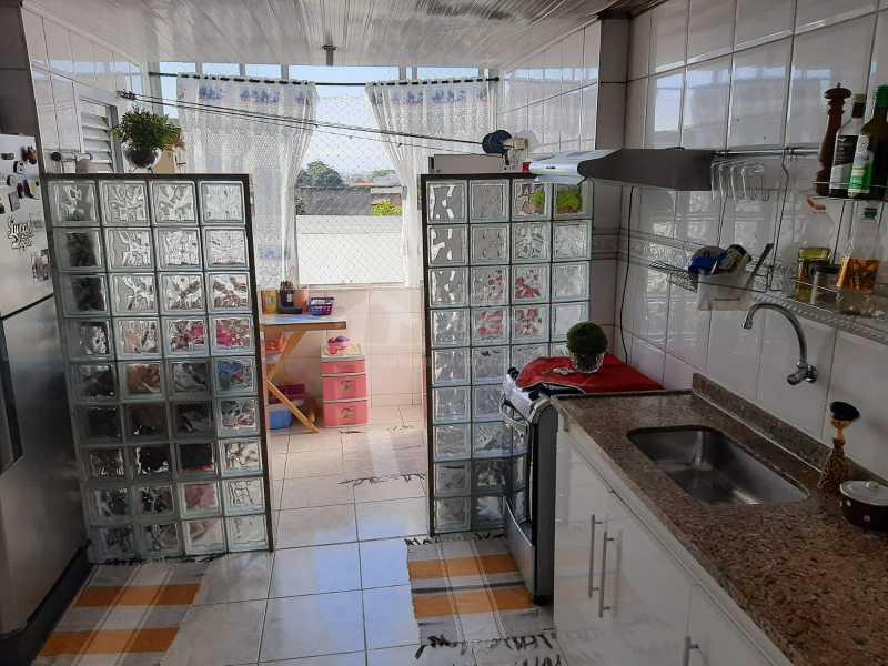 15 - Cozinha - Apartamento 2 quartos à venda Penha, Rio de Janeiro - R$ 220.000 - VPAP21862 - 16