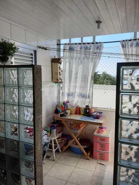 18 - Área - Apartamento 2 quartos à venda Penha, Rio de Janeiro - R$ 220.000 - VPAP21862 - 19