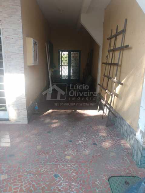 Área externa na frente... - Casa 2 quartos à venda Rocha Miranda, Rio de Janeiro - R$ 405.000 - VPCA20352 - 5
