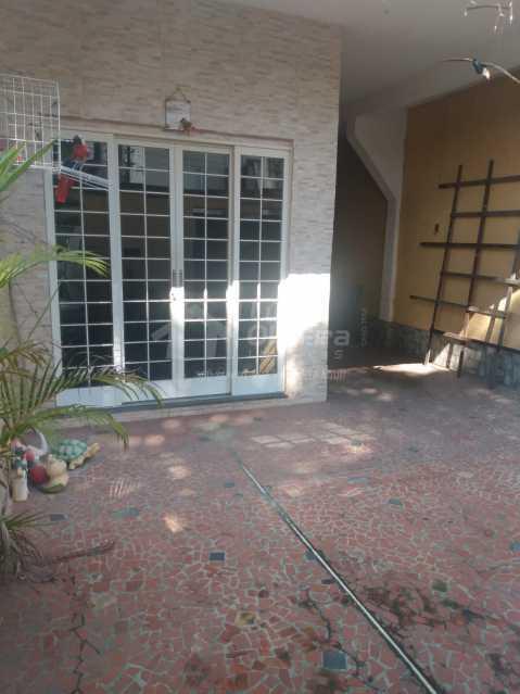 Área externa na frente. - Casa 2 quartos à venda Rocha Miranda, Rio de Janeiro - R$ 405.000 - VPCA20352 - 1