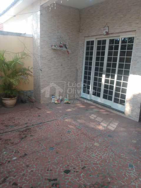 Área externa na frente - Casa 2 quartos à venda Rocha Miranda, Rio de Janeiro - R$ 405.000 - VPCA20352 - 3