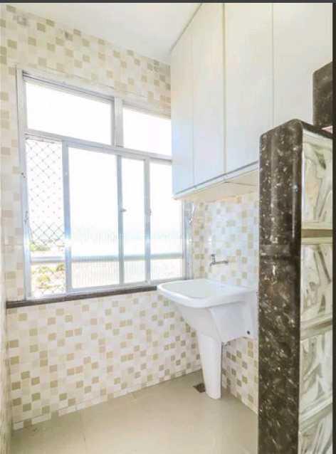 Area serviço - Cobertura 3 quartos à venda Taquara, Rio de Janeiro - R$ 440.000 - VPCO30044 - 24