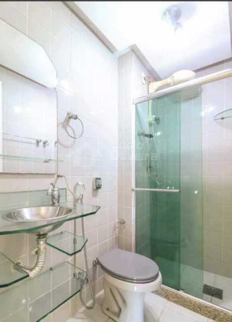 Banheiro social 2 - Cobertura 3 quartos à venda Taquara, Rio de Janeiro - R$ 440.000 - VPCO30044 - 20
