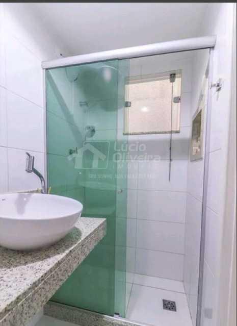 Banheiro social blindex - Cobertura 3 quartos à venda Taquara, Rio de Janeiro - R$ 440.000 - VPCO30044 - 22