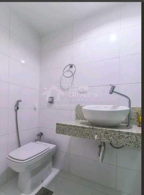 Banheiro social - Cobertura 3 quartos à venda Taquara, Rio de Janeiro - R$ 440.000 - VPCO30044 - 23