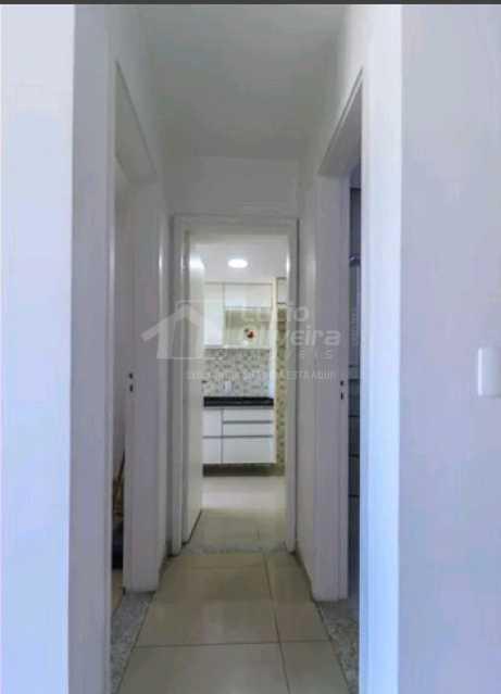 Circulação para cozinha - Cobertura 3 quartos à venda Taquara, Rio de Janeiro - R$ 440.000 - VPCO30044 - 19