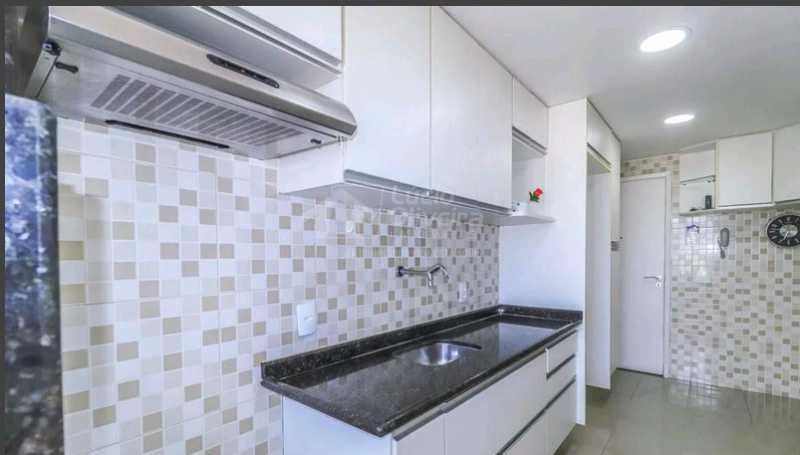 Cozinha armários - Cobertura 3 quartos à venda Taquara, Rio de Janeiro - R$ 440.000 - VPCO30044 - 17