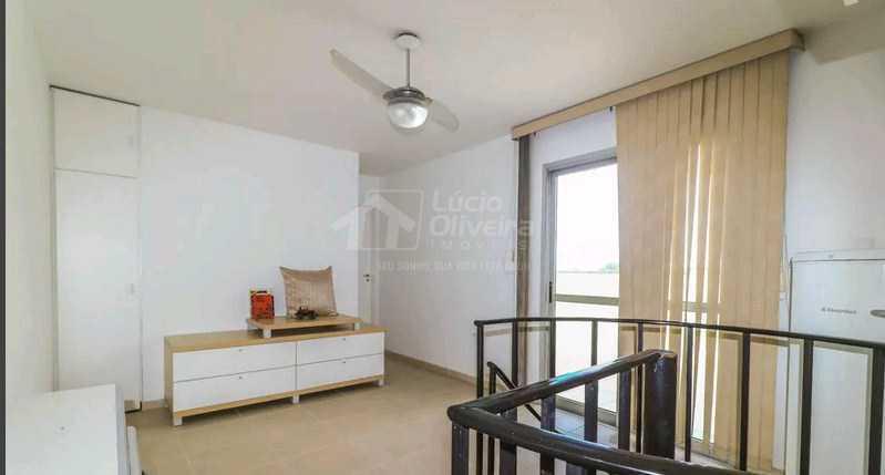 Sala estar - Cobertura 3 quartos à venda Taquara, Rio de Janeiro - R$ 440.000 - VPCO30044 - 6