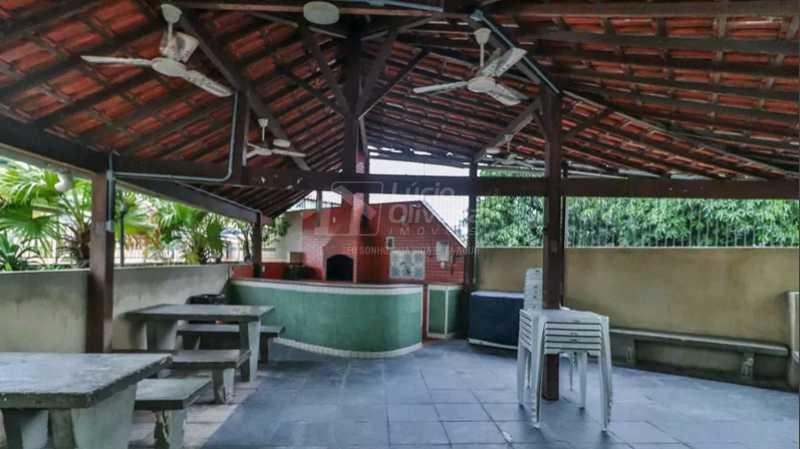 Salão festas - Cobertura 3 quartos à venda Taquara, Rio de Janeiro - R$ 440.000 - VPCO30044 - 29