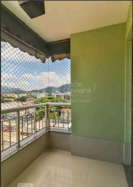 Varanda 1 - Cobertura 3 quartos à venda Taquara, Rio de Janeiro - R$ 440.000 - VPCO30044 - 13