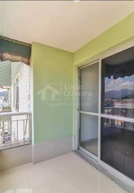 Varanda - Cobertura 3 quartos à venda Taquara, Rio de Janeiro - R$ 440.000 - VPCO30044 - 12