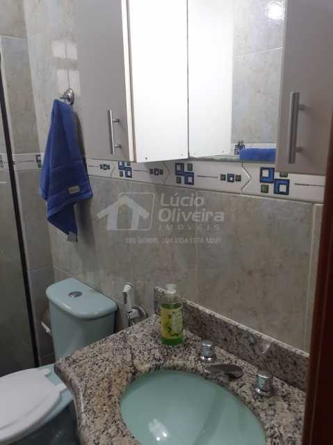Banheiro - Apartamento 3 quartos à venda Recreio dos Bandeirantes, Rio de Janeiro - R$ 570.000 - VPAP30492 - 11
