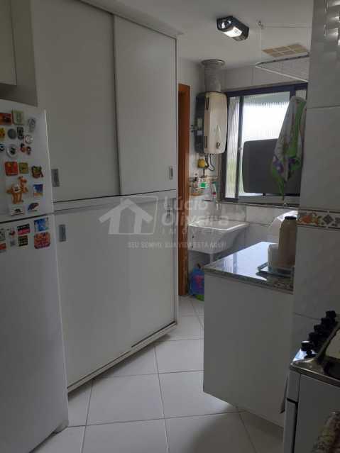 Cozinha e área de serviço - Apartamento 3 quartos à venda Recreio dos Bandeirantes, Rio de Janeiro - R$ 570.000 - VPAP30492 - 23