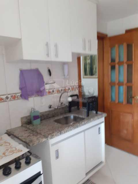 Cozinha. - Apartamento 3 quartos à venda Recreio dos Bandeirantes, Rio de Janeiro - R$ 570.000 - VPAP30492 - 21