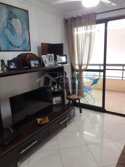 Sala. - Apartamento 3 quartos à venda Recreio dos Bandeirantes, Rio de Janeiro - R$ 570.000 - VPAP30492 - 6